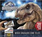 Jurassic World - Where Dinosaurs Come to Life by Caroline Rowlands (Hardback, 2015)