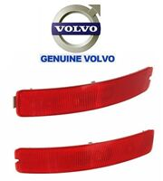 Volvo Xc90 Set Of Rear Left And Right Side Marker Light - In Bumper Genuine on sale