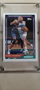 1992-93 TOPPS GOLD Alonzo Mourning RC! #393 near mint