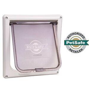 Image is loading PetSafe-2-Way-Locking-Indoor-Cat-Door-CC10-  sc 1 st  eBay & PetSafe 2-Way Locking Indoor Cat Door CC10-050-11 744890945224   eBay