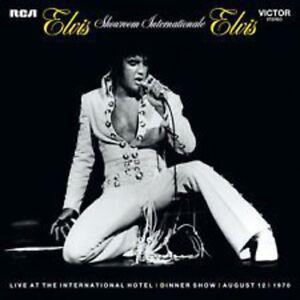 Elvis-Presley-Showroom-Internationale-New-Vinyl-Gatefold-LP-Jacket-180-Gram
