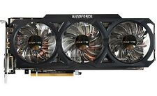 NEW AMD Radeon r9 280x 3gb Gigabyte/Mac Pro upgrade CARD 4k > 7950 > 7970/NUOVO