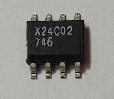 Ernst X24c02s Ic (2k Eeprom / Xicor ) Kenwood Krf-v7010 Freigabepreis