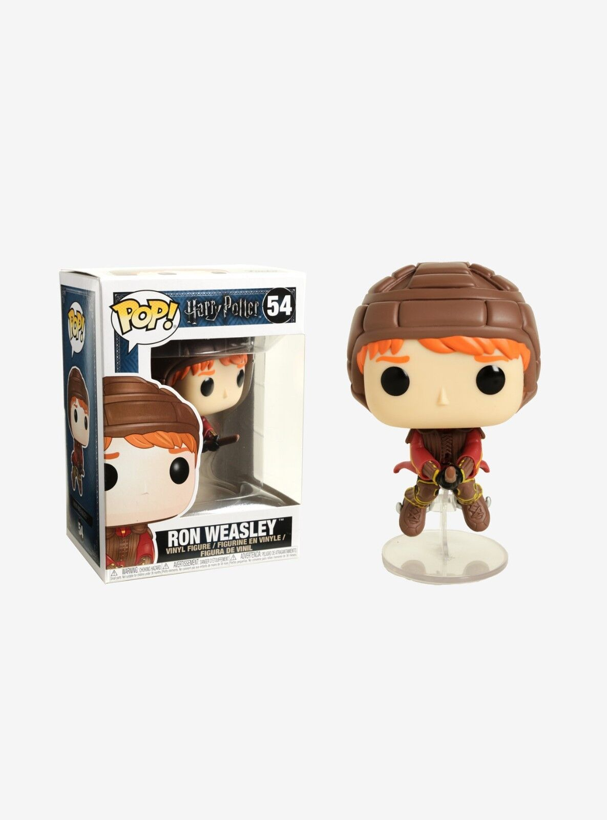 Genuine Harry Harry Harry Potter Pop  Vinyl Figure- Ron Weasley (on broom) 1174cf