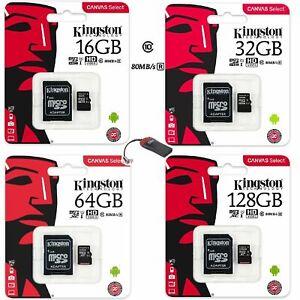 Tarjeta-de-Memoria-Micro-SD-Kingston-32GB-64GB-128GB-256GB-Memoria-MicroSD-GB