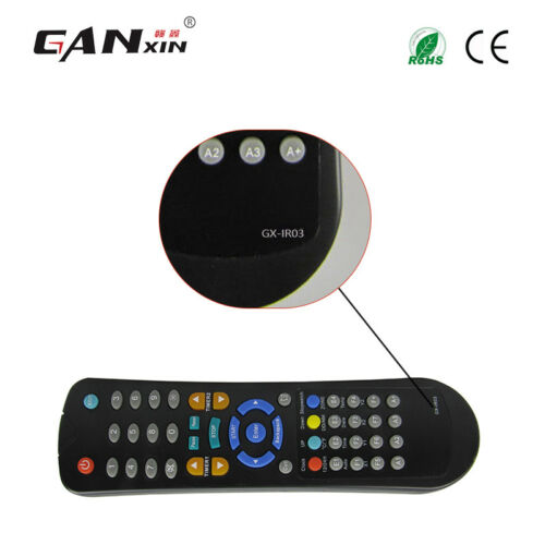 Ganxin Two Pieces//One  Packet Of Remote Controls GX-IR03 For Led Clock