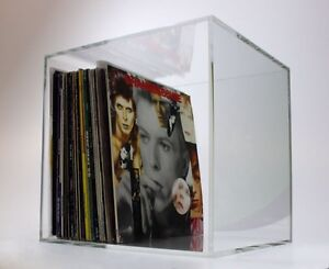 Image Is Loading Vinyl Lp 12 034 Record Storage Box Fully