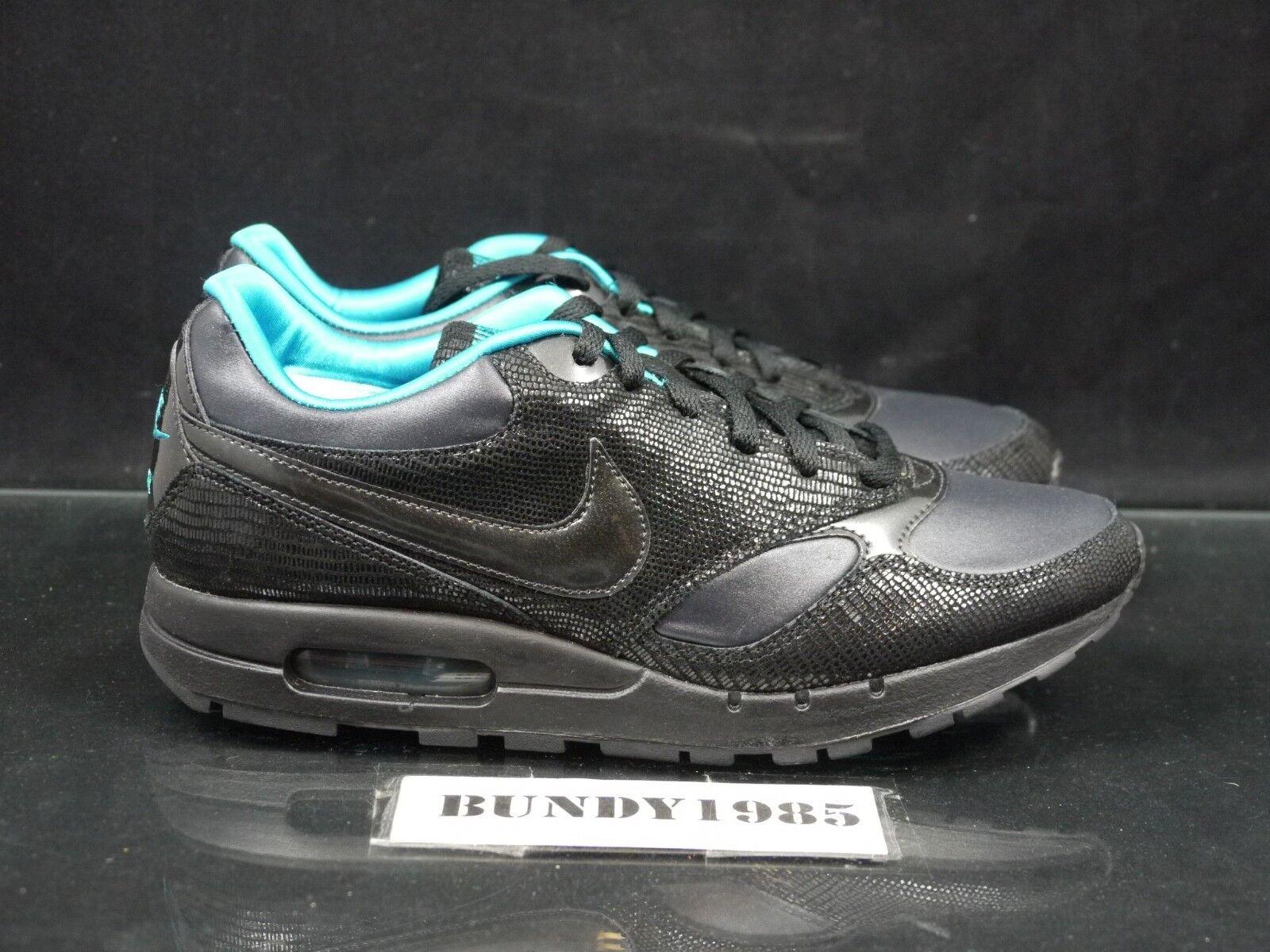354939 008 008 008 Nike Air zenyth Vidrio Negro Azul para Mujer Talla 7 Dunk Jordan Supremo P  promociones emocionantes