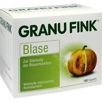 Granufink Blase Hartkapseln 160 St Pzn301233