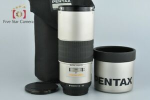 Excellent-Pentax-SMC-FA-300mm-f-4-5-ED-IF-K-Mount-Lens