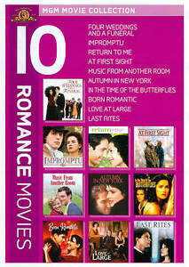 MGM-Movie-Collection-10-Romance-Movies-DVD-2011-5-Disc-Set