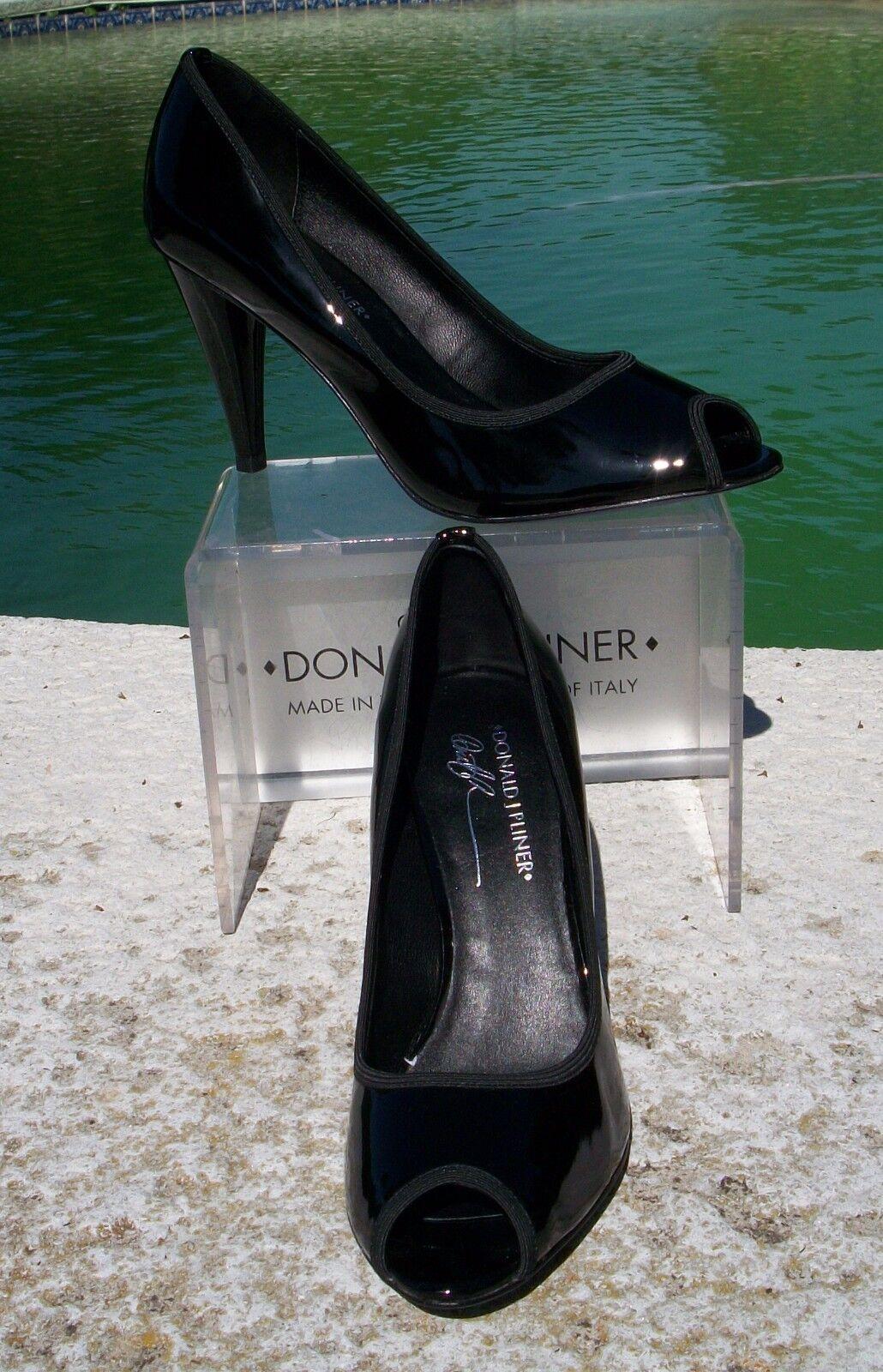 Donald Pliner Couture Kogi Leather Cork schuhe New New New Größe 10 Ankle Strap  295 NIB 7200eb