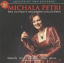 The Ultimate Recorder Collection von Michala Petri | CD | Zustand gut