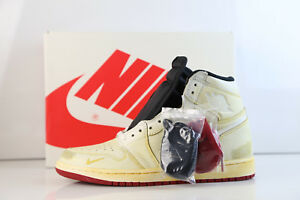 eeb8d11787df Air Jordan Retro 1 High OG NRG Nigel Sylvester Sail Red BV1803-106 8 ...
