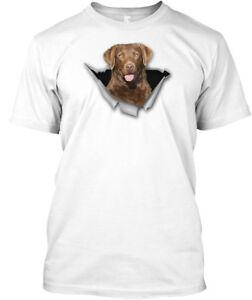 Chesapeake-Bay-Retriever-Mb-Hanes-Tagless-Tee-T-Shirt