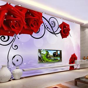 3D pink Petal 657 Wallpaper Murals Wall Print Wallpaper Mural AJ WALL AU Kyra