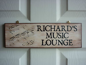 MUSIC-ROOM-SIGN-SHEET-MUSIC-LOUNGE-OWN-NAME-SIGN-YOUR-WORDING-SIGN-MUSICAL-NOTES