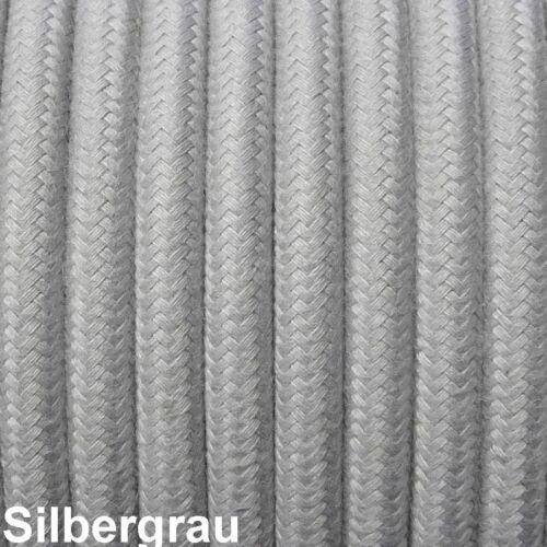 Premium Textile Câble avec bakélite-connecteur triple de distribution renouvellement