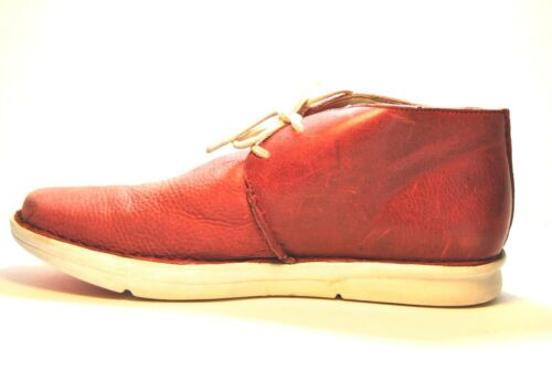 tacco 11 Umber 0046 Ohw In da caviglia in Scarpe casual alla uomo dimensioni 'roc' con pelle pq6Eqwxv