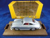 Brumm R119 Porsche 356 Coupe in Silver 1952 Scale 1:43