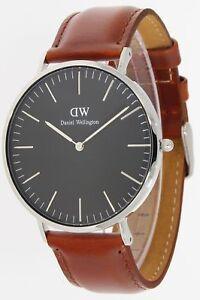 Daniel-Wellington-DW00100131-Classic-Black-Bristol-40MM