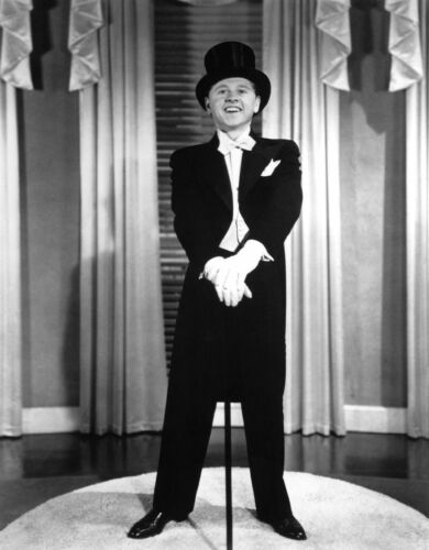 Wall Decor Art POSTER Vintage Mickey Rooney Film Movie Star Gift A3 SIZE