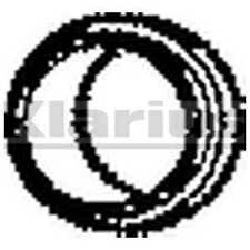 Exhaust Gasket RNG12 Klarius 7700740085 7700797807 Genuine Quality Replacement