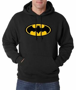Hot Sale Batman sweatshirt men hooded 2016 autumn winter new fashion casual hood