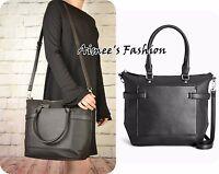 Next Black Large Tote Ladies Handbag