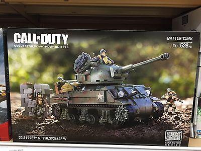 Megablocks Call Of Duty Battle Tank CNG96 NEW