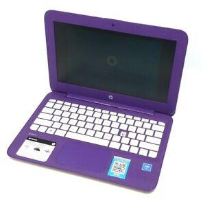 HP-Stream-11-ah013wm-11-6-034-Intel-N3060-32GB-SDD-4GB-RAM-MISSING-ONE-KEY