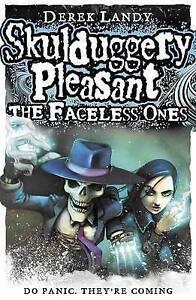 The-Faceless-Ones-Skulduggery-Pleasant-book-3-Derek-Landy-New