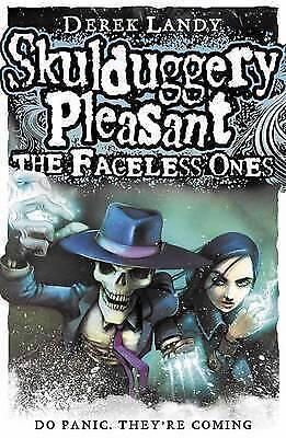 1 of 1 - The Faceless Ones (Skulduggery Pleasant - book 3, Derek Landy, New