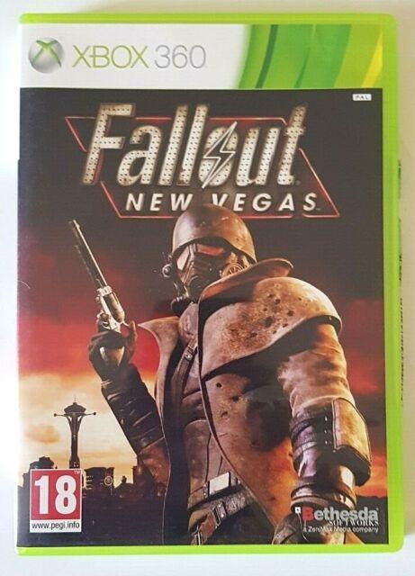 Fallout New Vegas - Xbox 360 - PAL