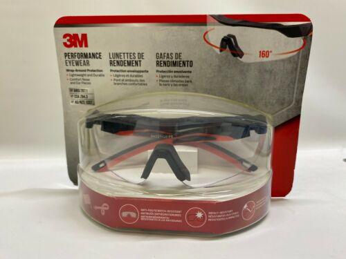 Sticker Damage NEW 3M Performance Eyewear Wrap-Around Protection 47090H1