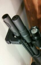 Shotgun Vertical Barrel Grabber Holder Rack Tactical Storage NE/H&R Pardner Pump