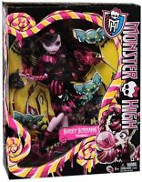 Monster High Sweet Screams Draculaura - Brand New