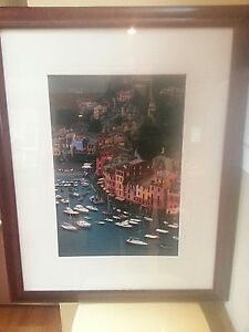 John Galbo Signed Matted & Framed Impressionism View from Costello Brown Limited