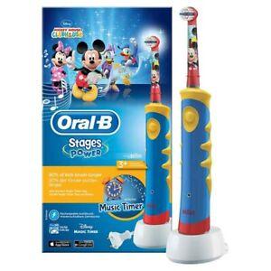 Cepillo-Electrico-recargable-para-ninos-Oral-B-Stages-Power-Kids-de-Mickey-Mouse