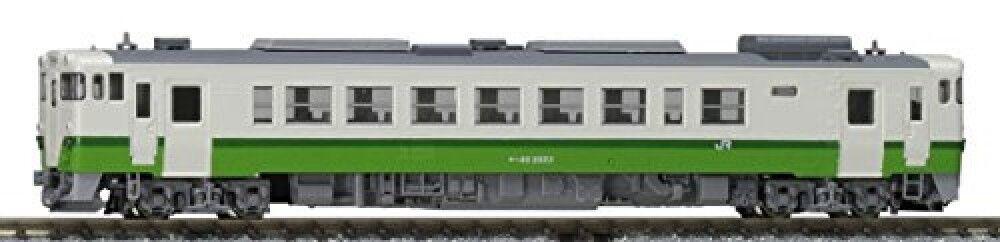 Tomix N escala 8466 Kiha 40-2018 serie Auto Diesel Tohoku Color M Alta Calidad