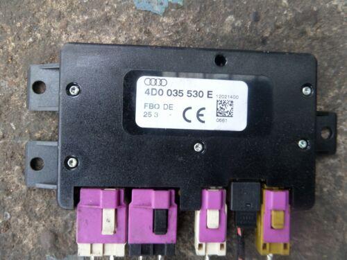 AUDI A8 D2 A6 A2 A3 4D0035530E Módulo de diversidad de antena