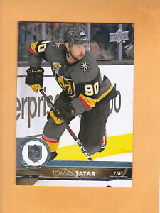 2017-18-UPPER-DECK-UPDATE-508-TOMAS-TATAR-VEGAS-GOLDEN-KNIGHTS