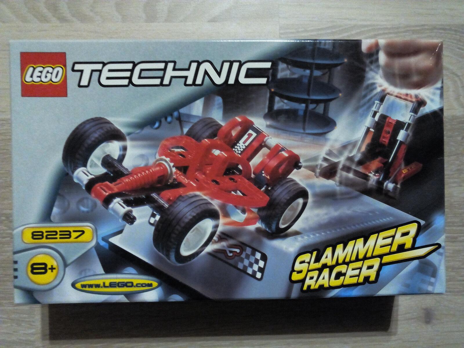Lego Technic Technik 8237 Formula Force   NEU & OVP - UNGEÖFFNET