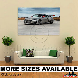 Porsche 911 Turbo Stinger 3.2 Wall Art Canvas Picture Print
