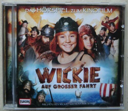 1 von 1 - WICKIE AUF GROSSER FAHRT - CD zum Film - Das Hörspielzum Kinofilm