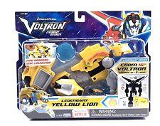 Robot Voltron Combinable Lions Intelli Tronic Figure Yellow Lion
