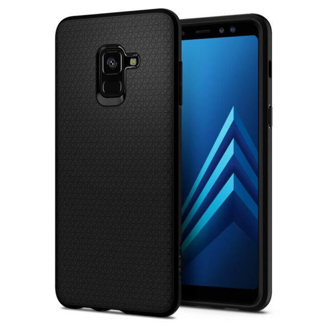 buy popular 3f393 da823 100 Original Spigen Liquid Air Case for Samsung Galaxy A8 2018