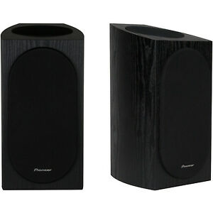 Pioneer SP-BS22A-LR Andrew Jones Designed Dolby Atmos Bookshelf Speaker (Pair)