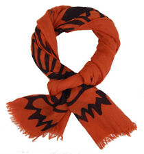 NEW 100/% COTTON WOMEN/'S PUFFIN PRINT SCARF BY JUNIPER