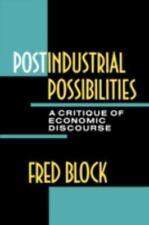 POSTINDUSTRIAL POSSIBILITIES - NEW PAPERBACK BOOK